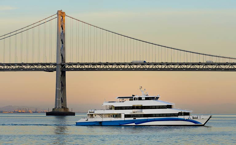 Napa Valley Tour Ferry Cruise Included
